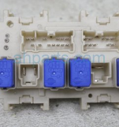 2011 nissan maxima fuse box in dash 24350 zx70a replacement  [ 1200 x 800 Pixel ]
