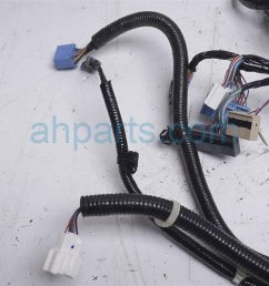 2016 honda civic dashboard instrument wire harness 32117 tba a00 replacement  [ 1200 x 800 Pixel ]