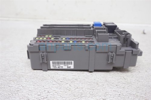 small resolution of  2014 acura mdx driver cabin fuse box 38200 tz5 a01 replacement