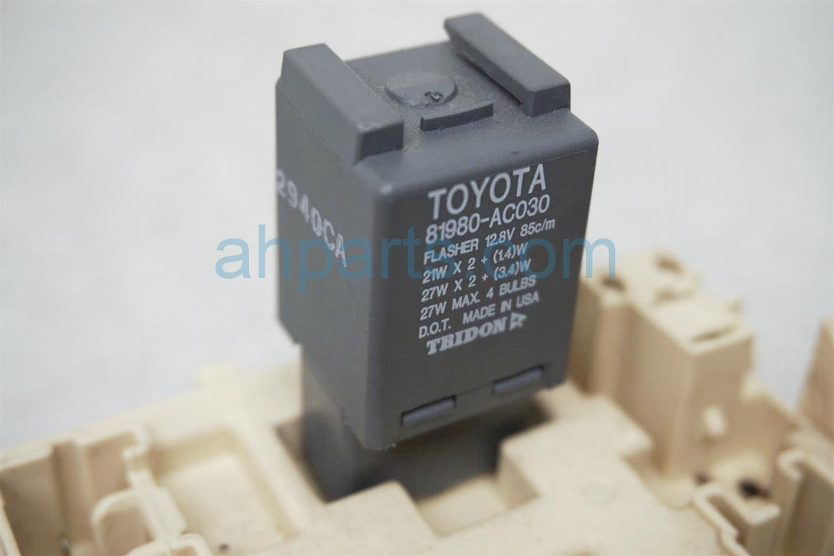 hight resolution of  2001 toyota tacoma cabin fuse box 82730 04010 replacement