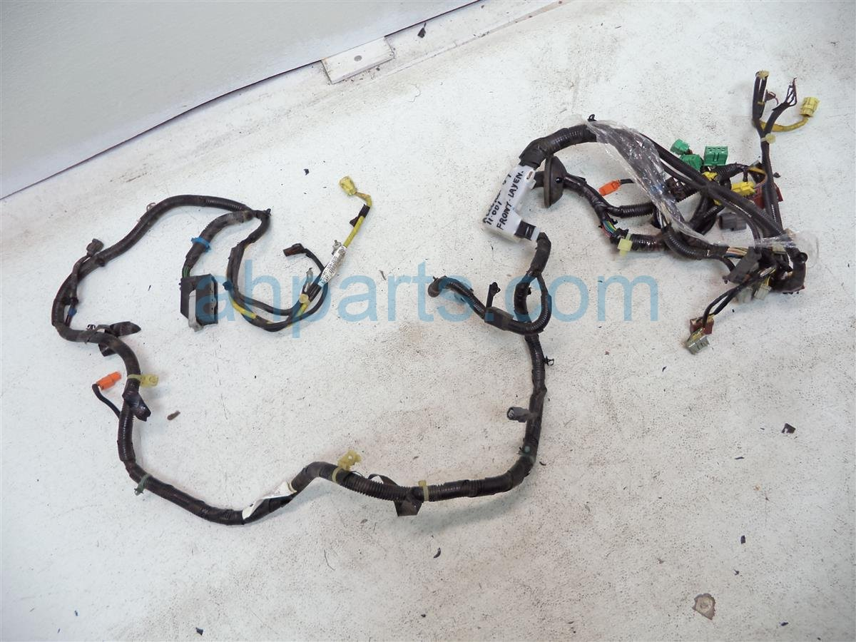 hight resolution of 2006 honda pilot cabin wire harness replacement