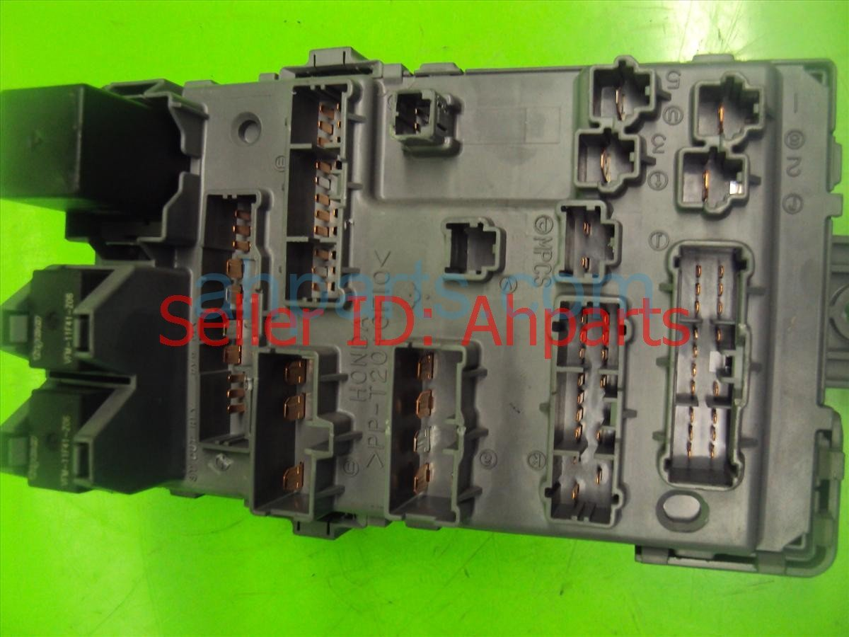hight resolution of 2004 acura mdx driver dash fuse box 38200 s3v a03 38200s3va03 replacement