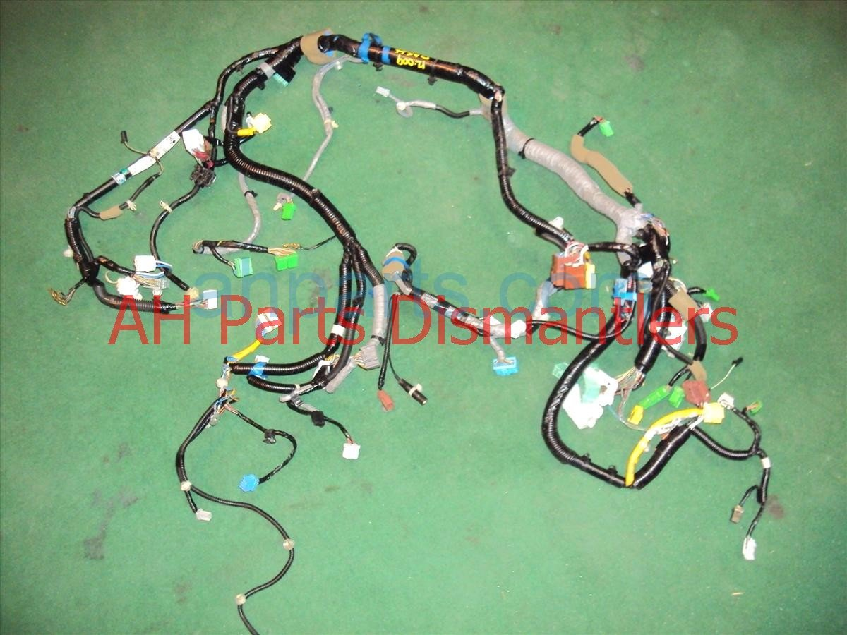 hight resolution of 2004 honda accord wire harness 32117 sdb a21 replacement