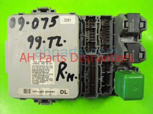 small resolution of 1999 acura tl passenger dash fuse box replacement