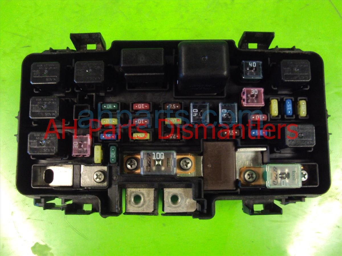 medium resolution of 2005 acura rsx under hood engine fuse box 38250 s6m a02 replacement
