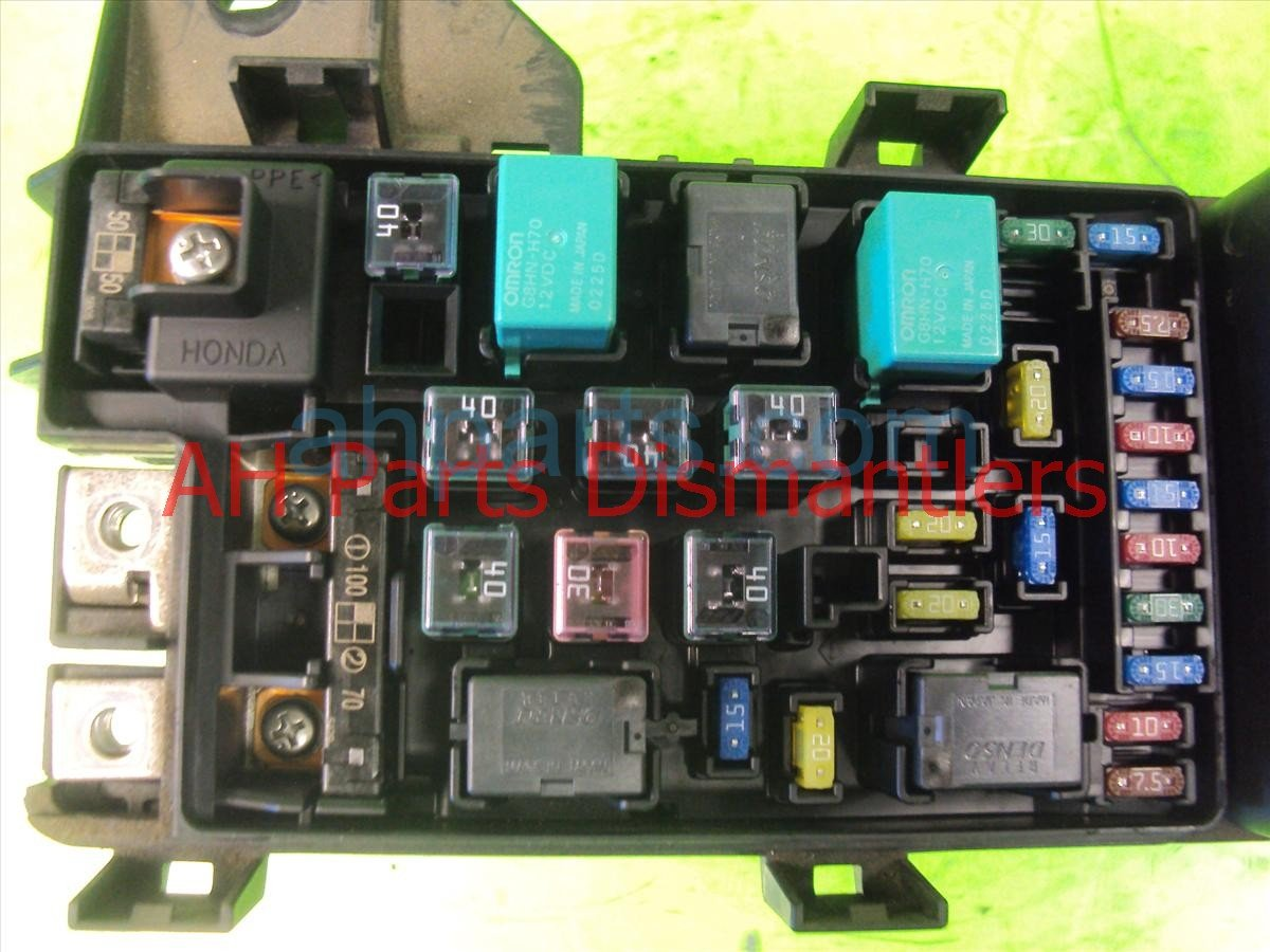 hight resolution of 2005 acura tsx engine fuse box 38250 sec a02 2005 acura tsx fuse box diagram 2005 acura tsx fuse box