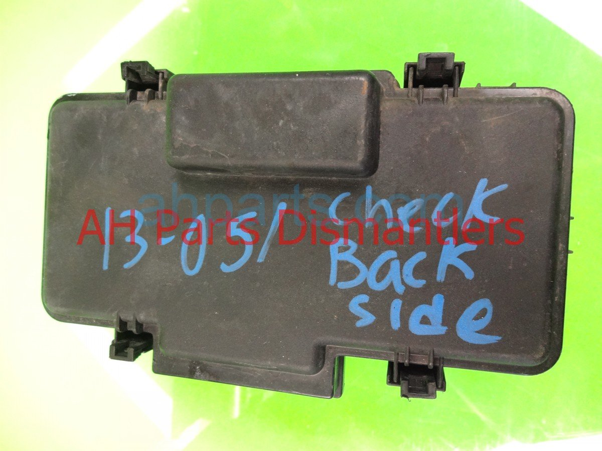 medium resolution of  2006 acura rsx engine fuse box 38250 s6m a02 replacement