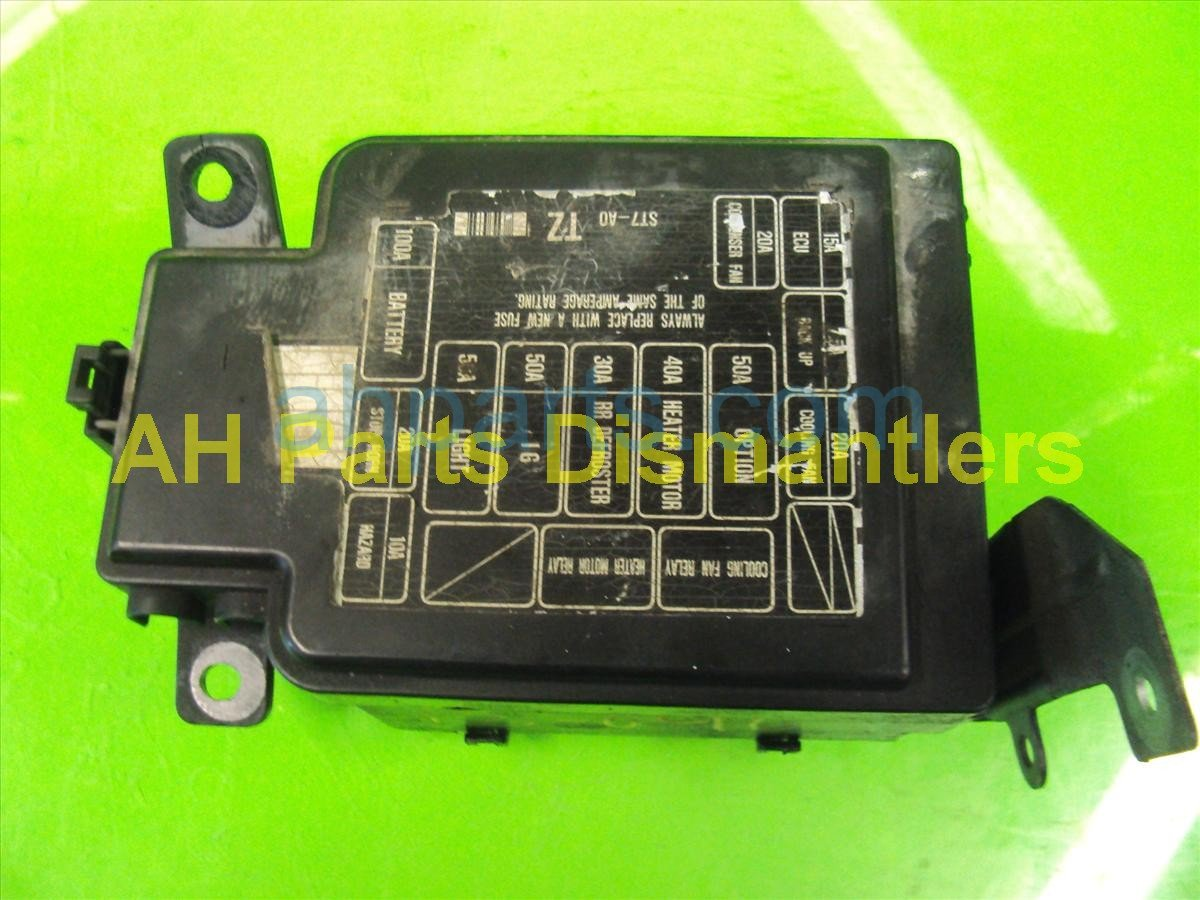 small resolution of 1990 acura integra fuse panel block wiring diagram explanation u2022 89 acura integra motor 89