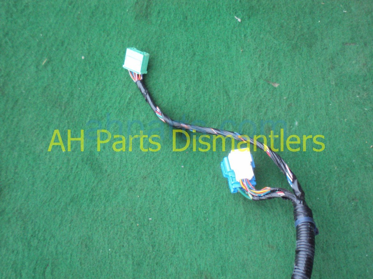 hight resolution of  2009 honda accord left side wire harness 32160 ta0 a21 on wiring harness for