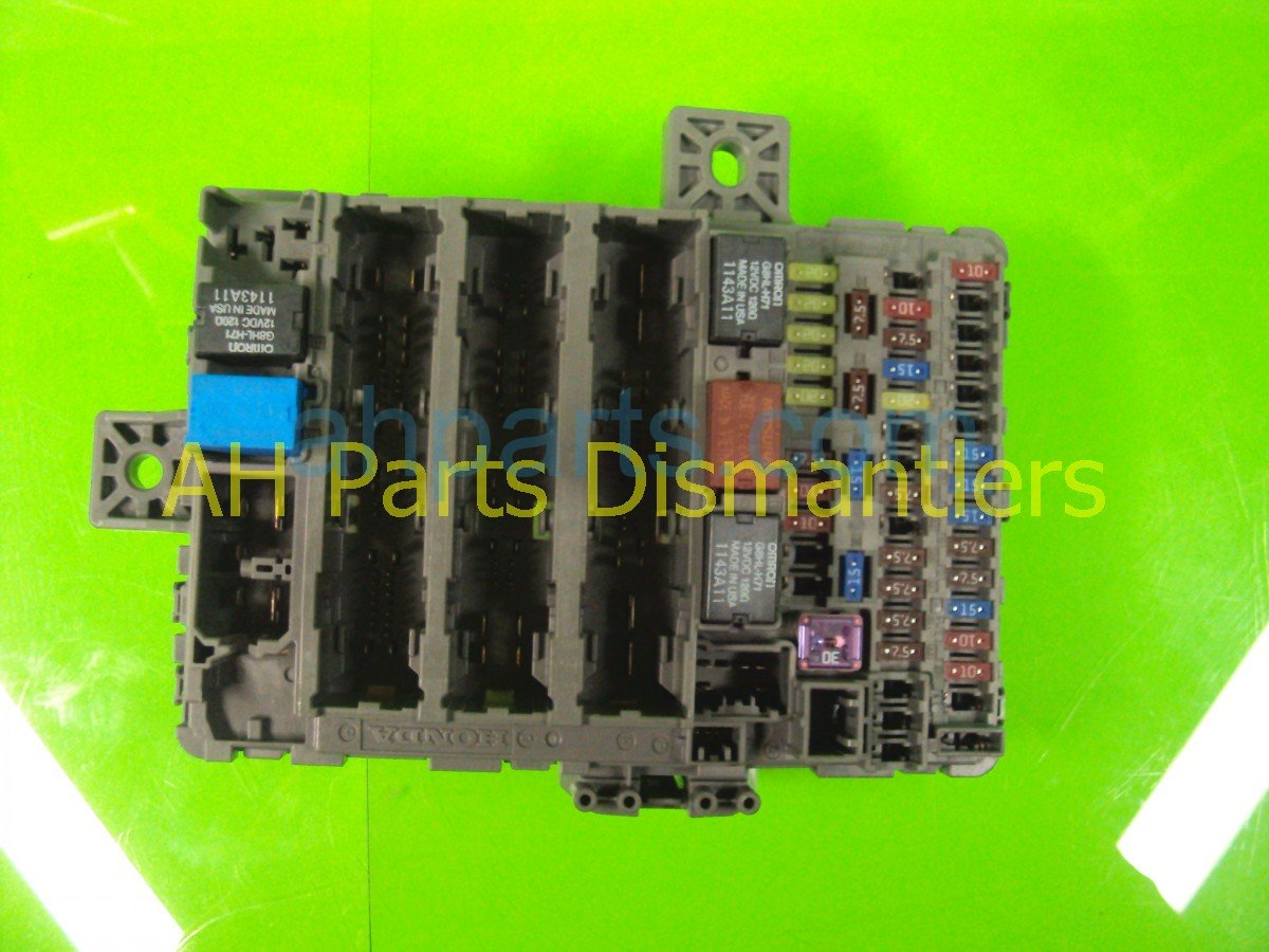 hight resolution of  2013 honda civic dash fuse box 38200 tr0 a32 replacement