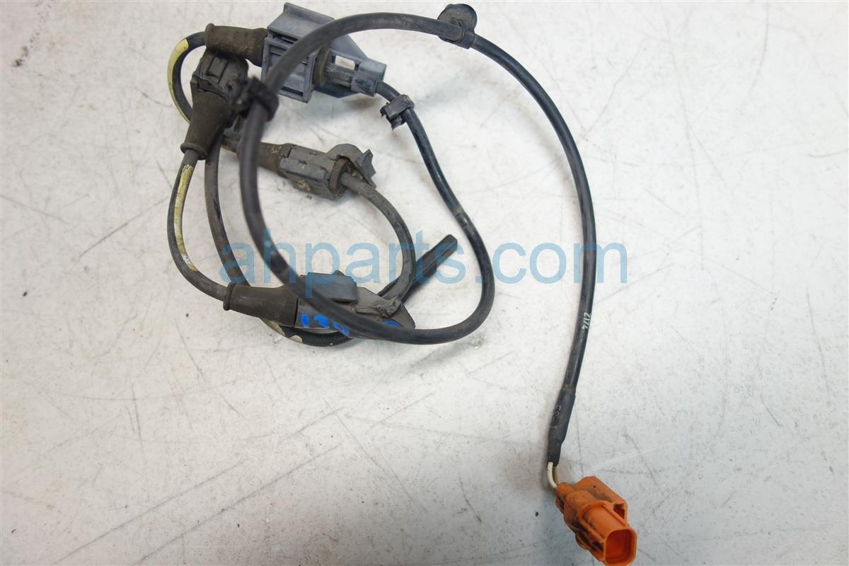 hight resolution of  2005 honda odyssey rear passenger abs sensor 57470 shj a02 replacement