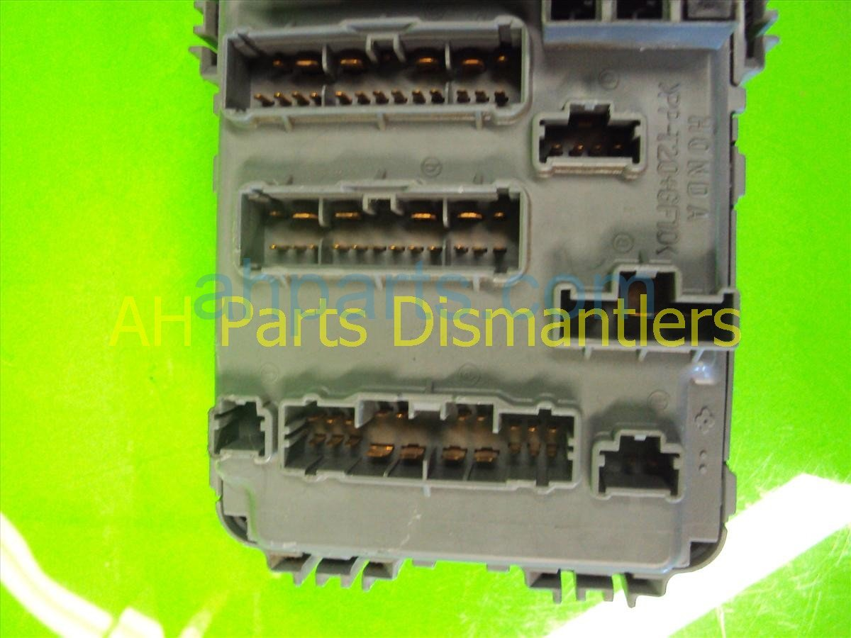 hight resolution of  2003 acura cl passenger dsh fuse box 38210 s3m a02 replacement