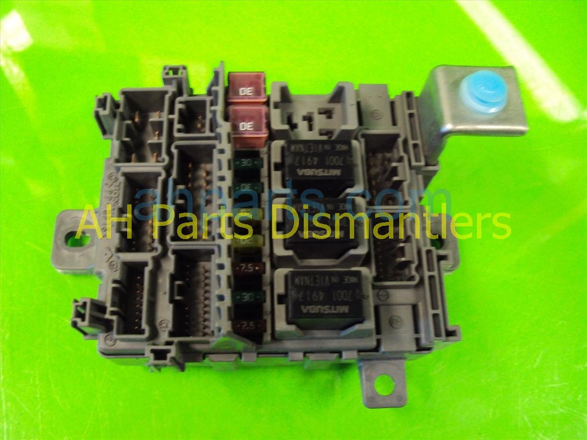 small resolution of 2005 acura rl passenger dash fuse box 38210 sja a01 replacement
