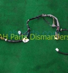 2007 honda civic front driver door wire harness replacement [ 1200 x 900 Pixel ]