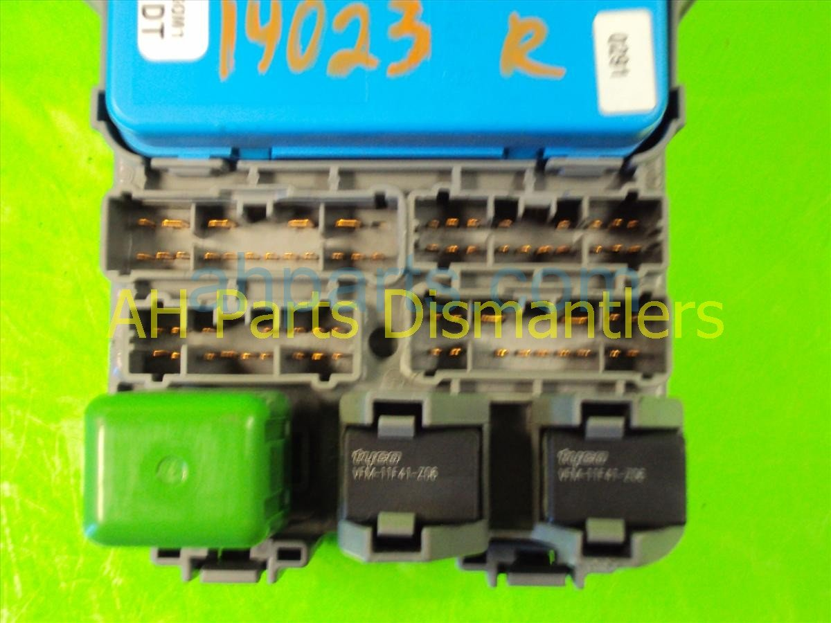 hight resolution of 2002 honda accord passenger dash fuse box v6 38210 s87 a01 replacement
