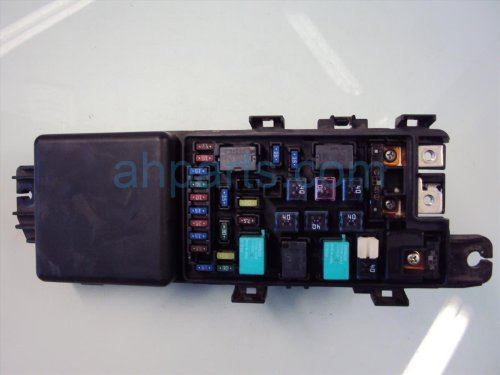 small resolution of  2006 acura rl engine fuse box 38250 sja a01 replacement