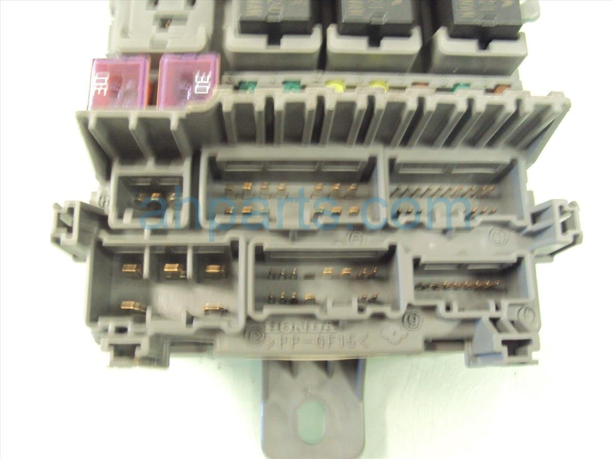 hight resolution of  2006 acura rl passenger dash fuse box 38210 sja a01 replacement