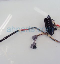 2001 honda odyssey passenger junction harness 35431 s0x a31 replacement  [ 1200 x 900 Pixel ]