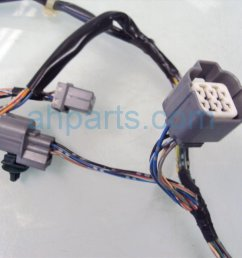 2001 honda odyssey driver junction harness 35436 s0x a31 replacement  [ 1200 x 900 Pixel ]