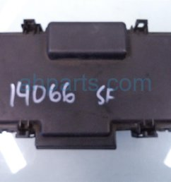 buy 2006 acura rsx engine fuse box broken clips 38250 s6m 2006 acura tsx fuse box [ 1200 x 900 Pixel ]