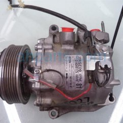 Ac Compressor 2010 Ford F150 Stereo Wiring Diagram Buy 2013 Honda Civic Air Pump 43 Clutch 81519
