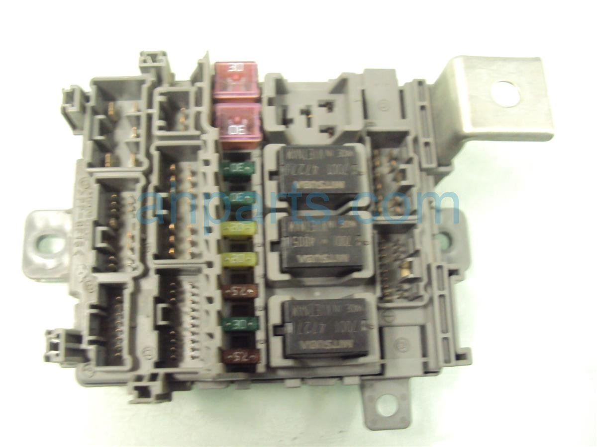 Mazda B4000 Fuse Box Diagram Mazda Free Engine Image For User Manual