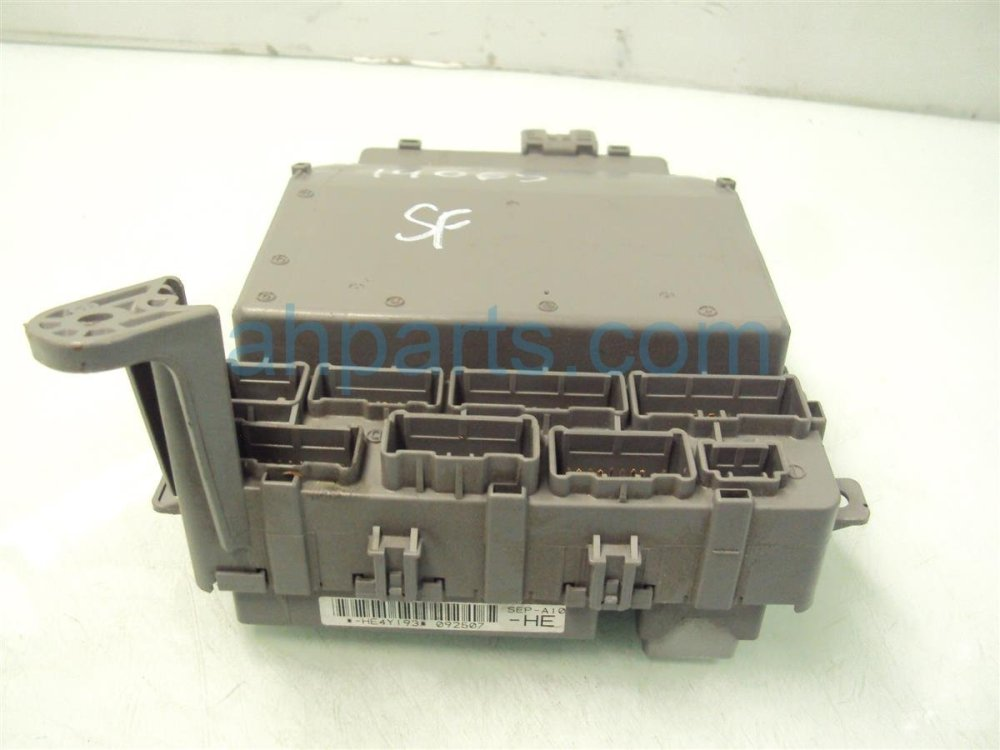 medium resolution of 2008 acura tl dash fuse box 38200 sep a11 replacement