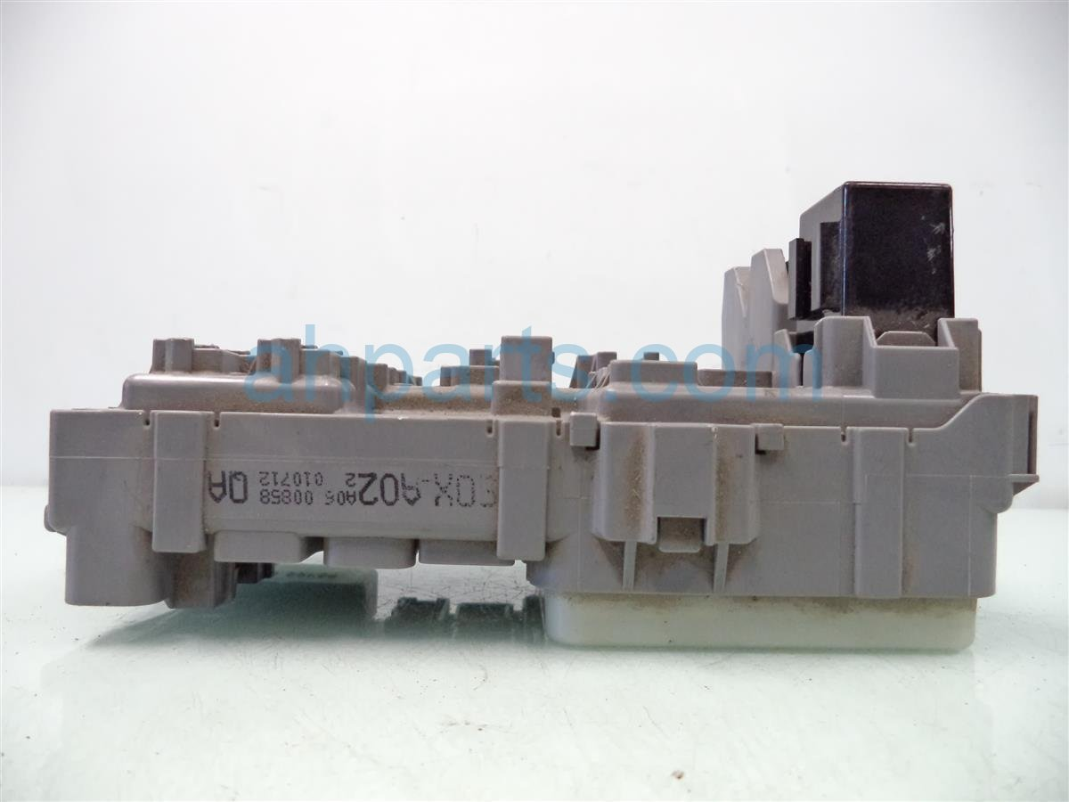 hight resolution of honda insight dash fuse box a replacement jpg 1200x900 honda insight fuses