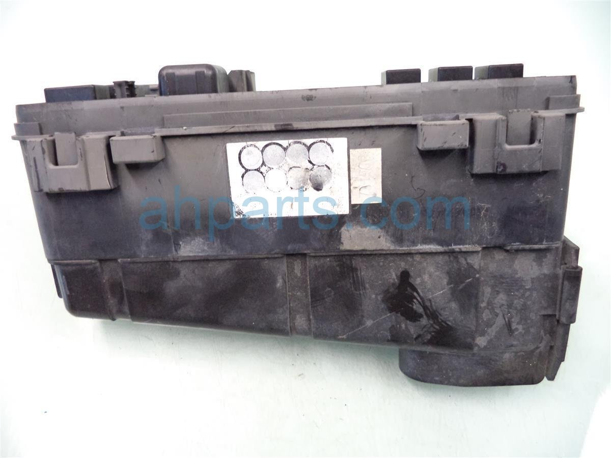 hight resolution of  2001 honda odyssey engine fuse box no lid 38250 s0x a12 replacement