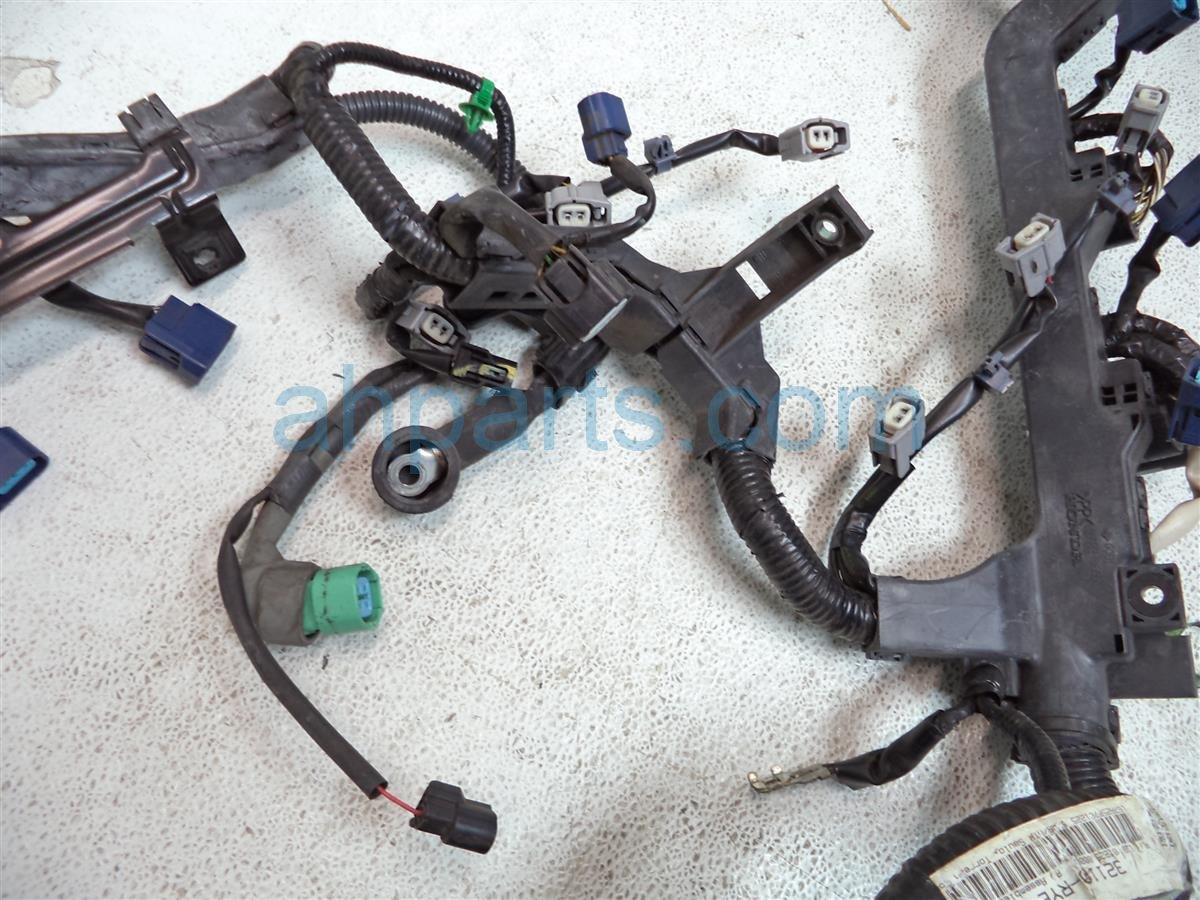 hight resolution of  2007 acura mdx engine harness 32110 rye a50 replacement
