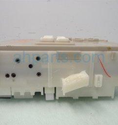 2011 honda cr z dash fuse box assy 38200 szt a11 38200szta11 replacement  [ 1200 x 900 Pixel ]