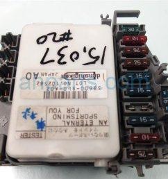 1999 acura nsx fuse box broken clip broken plug 38200 sl0 013 replacement  [ 1200 x 800 Pixel ]