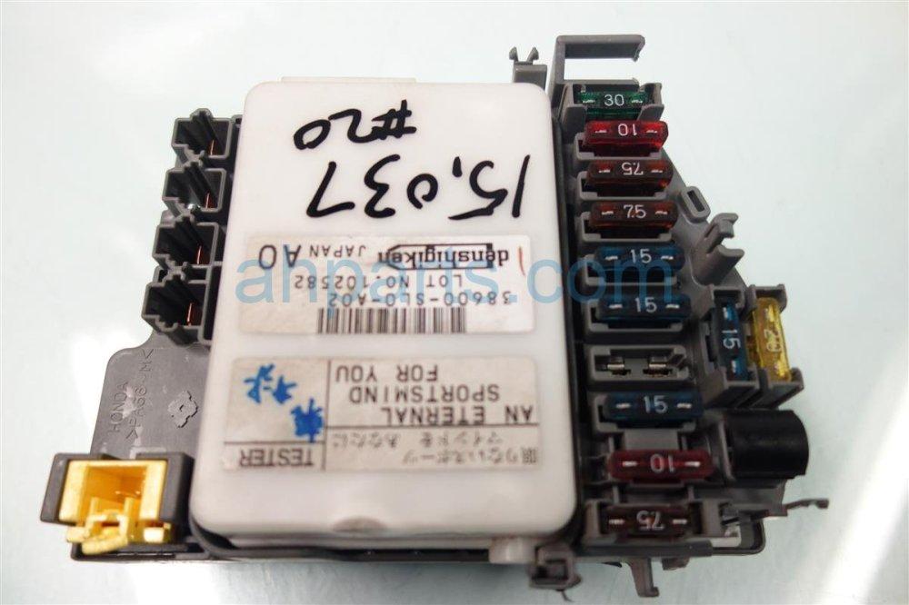 medium resolution of 1999 acura nsx fuse box broken clip broken plug 38200 sl0