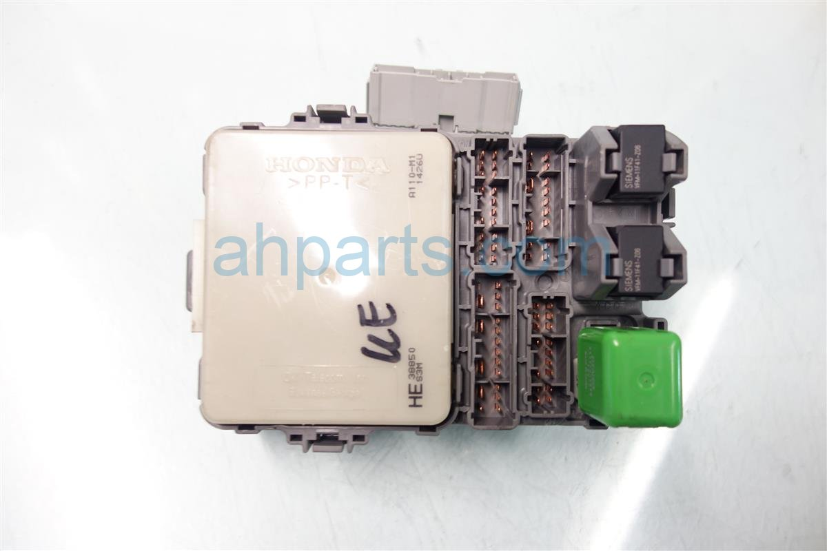 hight resolution of  2001 acura cl passenger fuse box 38850 s3m a11 replacement