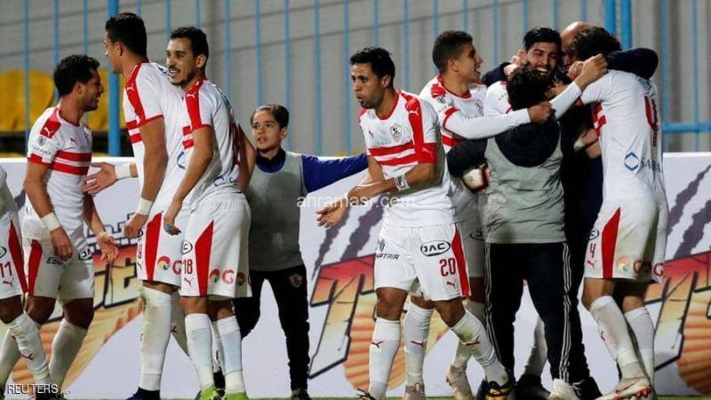 قبل قمة الكرة المصرية.. المقاولون يعرقل الزمالك