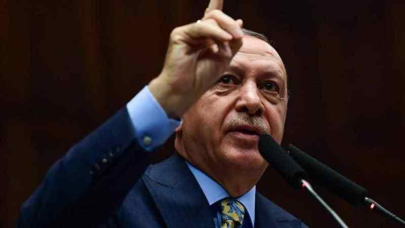 """أردوغان يتقرب إلى الناخبين بـ""""تعطيش العراق"""""""