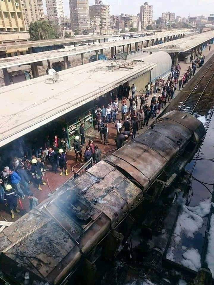 تجديد حبس المتهمين في حادث محطة مصر 15 يوما على ذمة التحقيق.