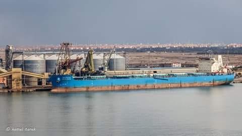 تعرف على اخر تفاصيل الحركة الملاحية لميناء دمياط اليوم الأحد الموافق 3 / 3 / 2019