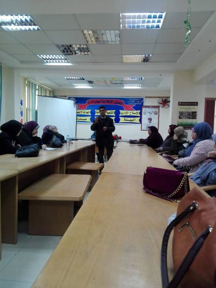 """ندوة بعنوان """"التحصينات الوقائية للحفاظ على الثروة الحيوانية"""" بمركز النيل للإعلام بالسويس"""