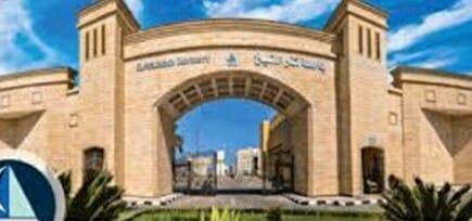 القمري… بدء اجراءات تجهيز كلية الذكاء الاصطناعي بجامعة كفر الشيخ