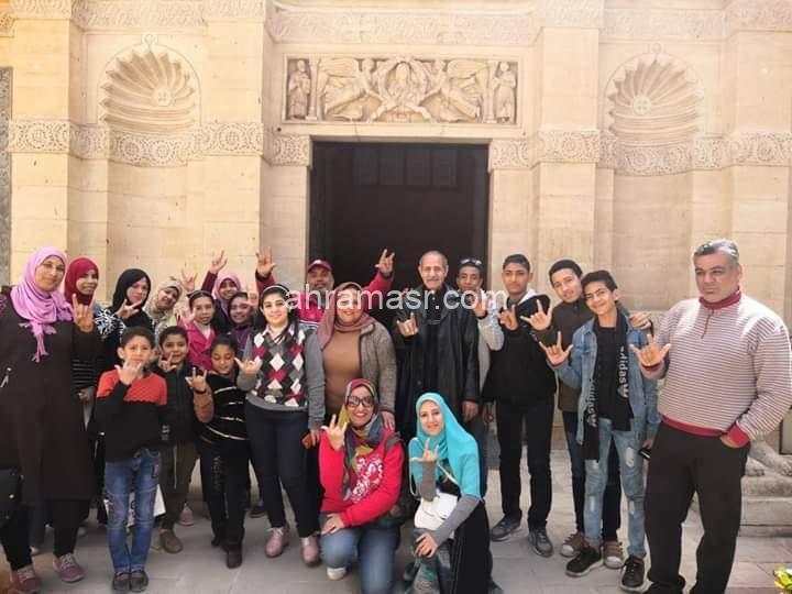 """متحف قصر الأمير محمد علي بالمنيل ينظم ورشة فنية للأطفال تحت عنوان """"ارسم..افرح.. لون."""