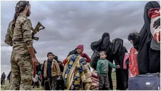 الحرب فى سوريا: إستسلام عشرات من مسلحى تنظيم الدولة الإسلامية شرقى البلاد