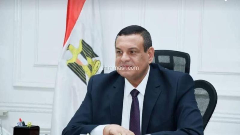اللواء/ هشام آمنه.. يعلن عن دورات تدريبية للشباب بمركز الانتاج والتدريب المهني بمحافظة البحيرة