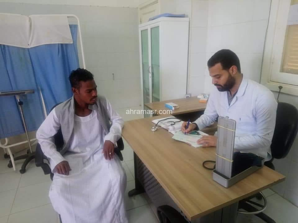 وكيل وزارة الصحة بالبحر الأحمر يعلن عن بدء استخراج شهادات فحص راغبى الزواج مجانا بالوحدات الصحية