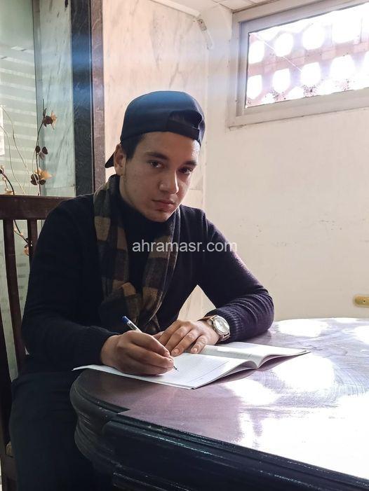 الكاتب على طارق يطرح رواية«ليلة فى الجحيم»بالقاهرة للكتاب