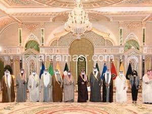أمير الكويت هنأ أعضاء الحكومة الجدد