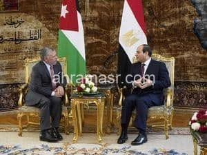 خط بري بين مصر والأردن والعراق