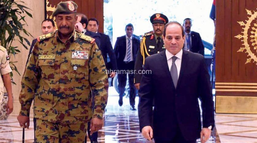 الأسد المصرى يزأر فى السودان