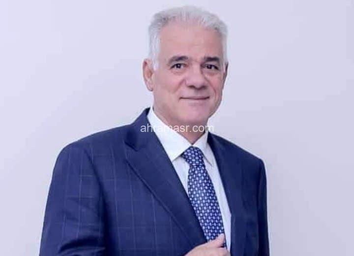 النائب صقر عبد الفتاح و توسيع الطريق زفتي حتي تفهنا العزب