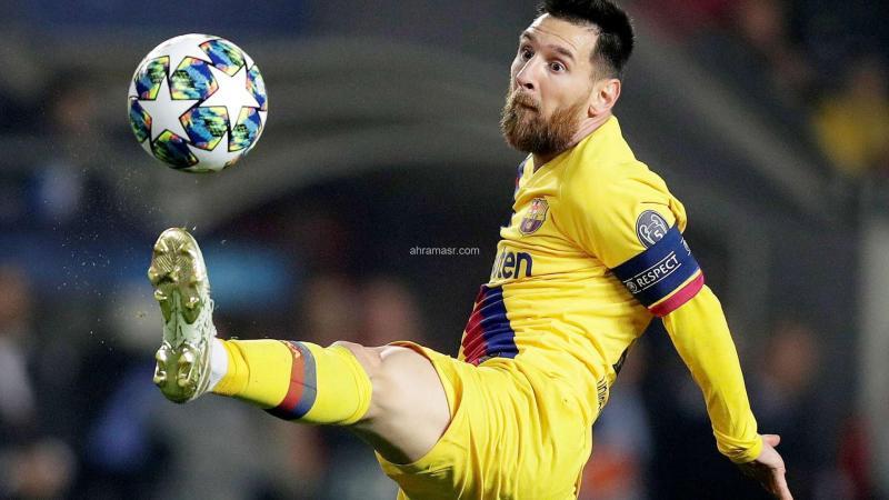 ميسي يخبر لابورتا بقراره النهائي بشأن مستقبله مع برشلونة
